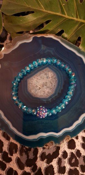 Kristall Perlenarmband