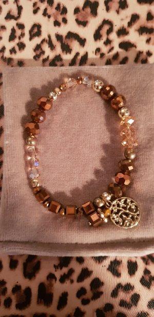 Kristallperlen Armband