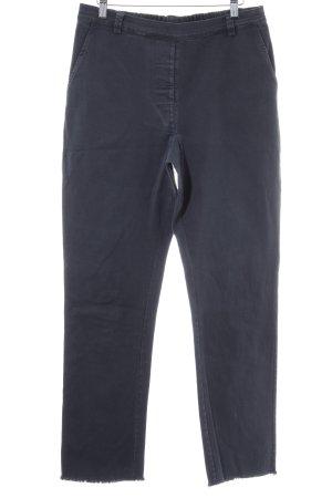 Kristensen du nord Peg Top Trousers dark grey '80s style