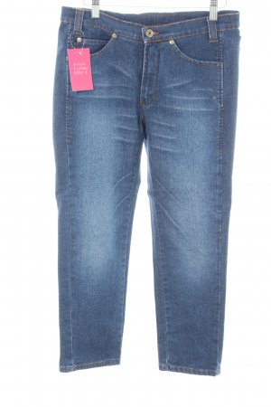 Krizia Jeans High Waist Jeans blue casual look