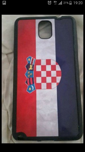 Kroatien Handyhülle.