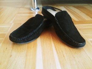 KROLL Heel Pantolettes black