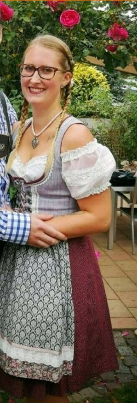 "Krüger Dirndl ""Fashion Queen"" Gr. 38"