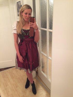 Krüger Dirndl - Kleid Wiesen, Wasen Größe 34-36