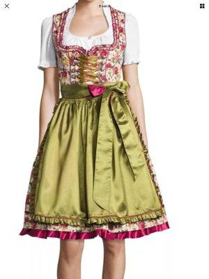 Krüger Dirndl Vestido tradicional multicolor Algodón