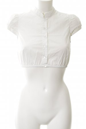 Krüger Traditional Blouse white simple style