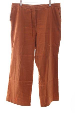 KS Selection 3/4-Hose orange Casual-Look