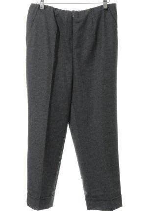 KS Selection Pantalone da abito grigio stile professionale