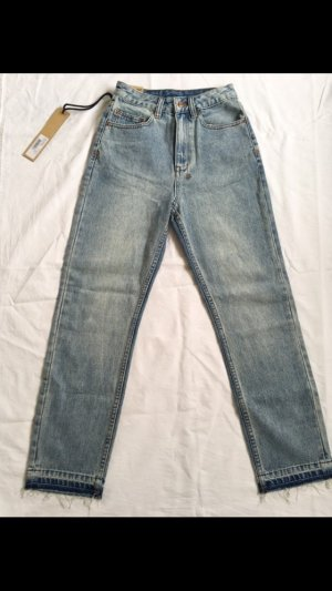 Ksubi Chlo Wasted Jeans; hot coffee; trendy Momjeans Sommerkollektion 2017