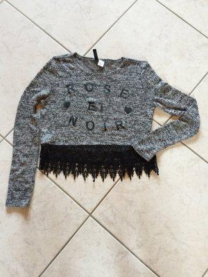 Kürzergeschnittenes H&M Shirt