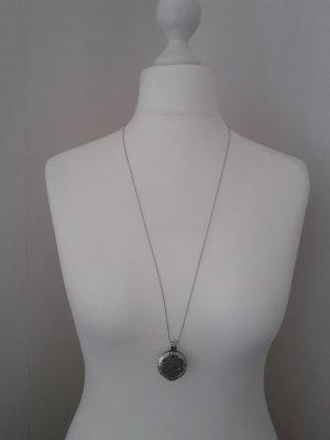 s.Oliver Chain zwart-zilver