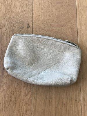 Tommy Hilfiger Mini Bag light grey-oatmeal leather