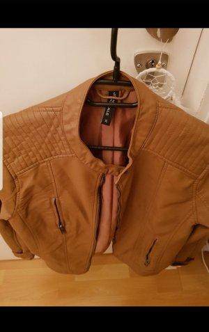 Kunst Leder Jacke