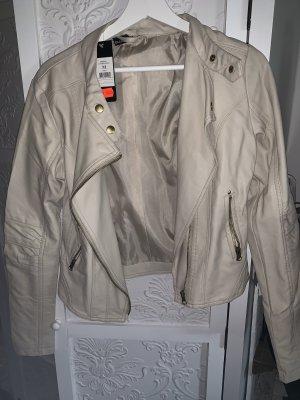 Kunst Leder Jacke von Madonna
