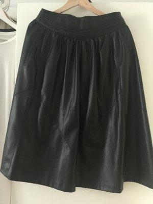 Zara Basic Skirt black