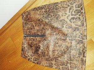 Bik Bok Miniskirt taupe-light brown