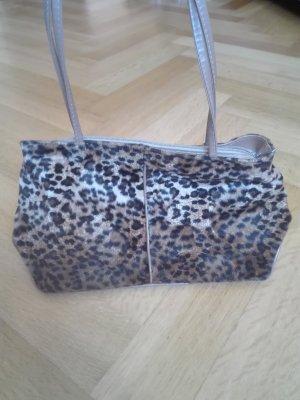 Kunstfell Handtasche