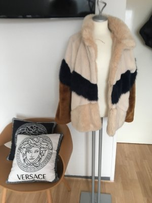 Kunstfell Jacke Zara