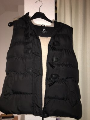 Primark Hooded Vest black