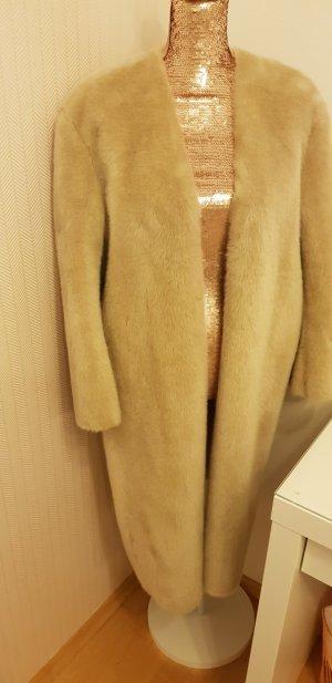 H&M Cappotto in eco pelliccia multicolore