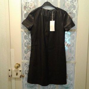 Kunstleder Kleid Damen kurz neu mit Etikett Größe S zu verkaufen