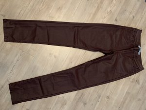 17&co Stretch Trousers brown red