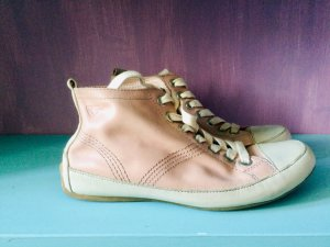 Kunstleder sneaker tamaris
