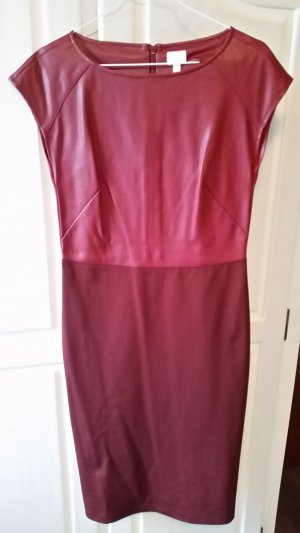 Alba Moda Dress dark red