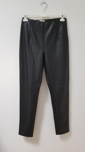 Dorothee Schumacher Leather Trousers black