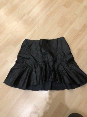 Zara Asymmetry Skirt black