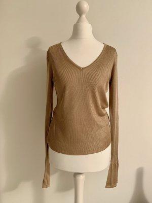 Pennyblack V-Neck Sweater rose-gold-coloured