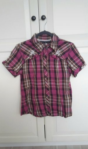 Maloja Chemise à manches courtes violet