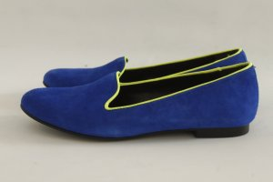 Kurt Geiger Ballerina Gr. 37 blau