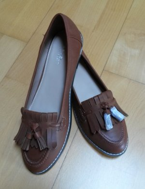 Kurt Geiger Slippers brown synthetic