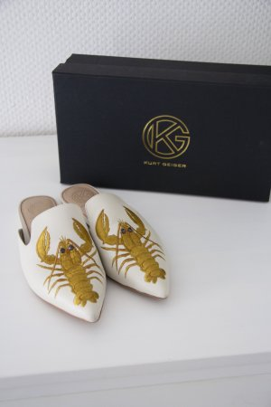 Kurt Geiger Slipper Gr. 37