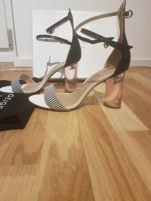 Kurt Geiger Striped Heels