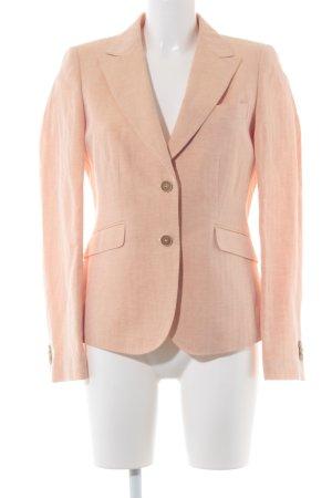 Kurz-Blazer apricot Business-Look