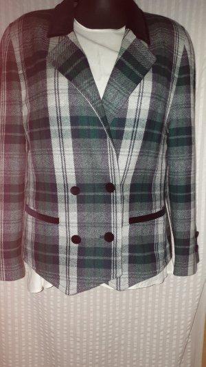 Lodenfrey Blazer de lana multicolor Lana