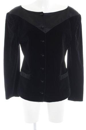 Kurz-Blazer schwarz Elegant