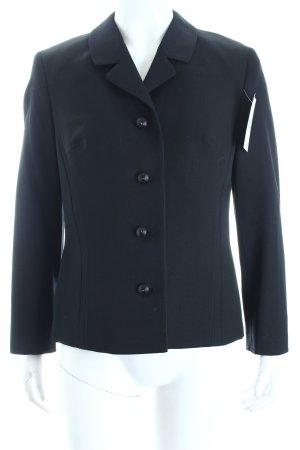 Kurz-Blazer schwarz klassischer Stil
