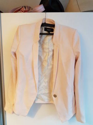 Mango Suit Short Blazer multicolored polyester