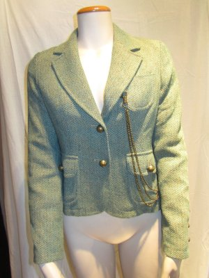 Wool Blazer multicolored polyester