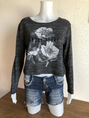 0039 Italy Oversized Sweater multicolored