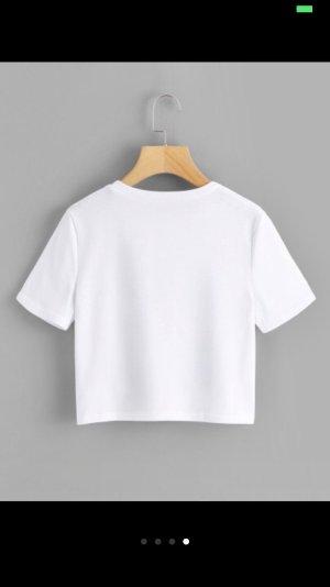 Kurz geschnittenes Shirt