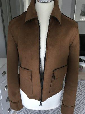 Kurz Jacke Vero Moda Gr 38 Rost