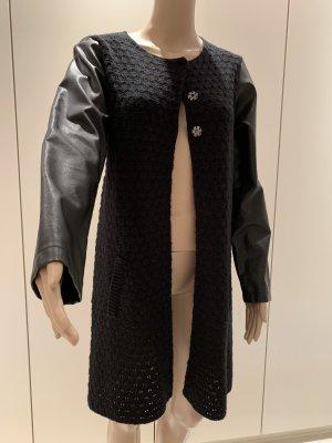 Kurz Mantel Free Quent schwarz gr M