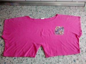 Kurz Shirt aus Viskose gr M (36/38)
