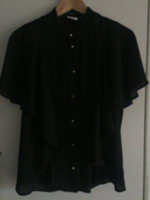 Kurzärmelige Bluse....