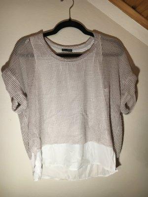 Kurzärmelige Bluse/T-Shirt