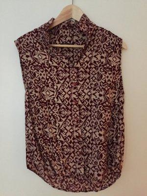 Kurzärmelige Bluse von 24 Colours